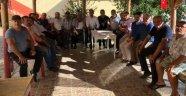 AK Parti Alanya, yaylacıları ziyaret etti