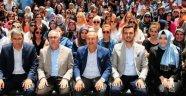 Ak Parti Alanya'da Seçime Resmen Start Verdi