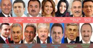 Ak Parti Antalya'yı 7 Vekile Çıkardı