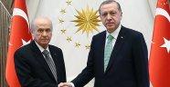 AK Parti - MHP İttifak Komisyonu Toplanıyor