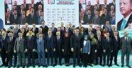 AK Parti'nin Antalya adaylarını açıkladı