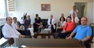 Akdağ'dan hastane yönetimine ziyaret