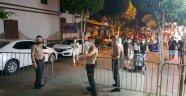 Alanya Barlar Sokağı'nda maske zorunlu hale geldi