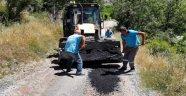 Alanya Belediyesinden kırsalda hummalı çalışma