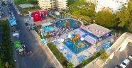 Alanya Belediyesi'nden Muhteşem Çocuk Parkı