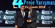 Alanya Belediyesi'ne Çifte Ödül