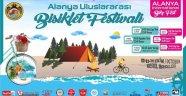 Alanya Bisiklet Festivali Başlıyor