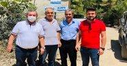 Alanya CHP heyeti Gündoğmuş'ta