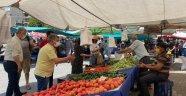 Alanya CHP'den pazar çıkarması