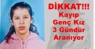 Alanya'da 17 yaşındaki kız 3 gündür kayıp