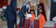 Alanya'da anaokulu öğrencileri karnelerini aldı