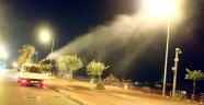 Alanya'da gece gündüz haşere mücadelesi sürüyor