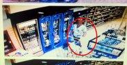 Alanya'da market hırsızı jandarmadan kaçamadı!