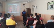 Alanya Polisi Eğitiyor