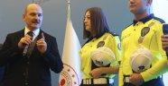 Alanya Polisi Yeni Kıyafetlerini Giydi