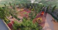 Alanya'ya bin 500 metrekarelik çocuk parkı