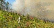 Alanya Yeniköy'de orman yangını kontrol altına alındı
