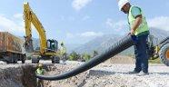 Alanya'da Altyapı Yatırımları