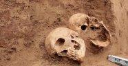 Alanya'da Binlerce Yıllık Toplu Mezar