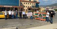 Alanya'da Esap komutana moral ziyareti