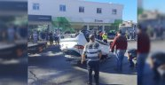Alanya'da feci kaza: 5 yaralı