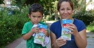 Alanya'da Halk Süt dağıtılmaya başlandı