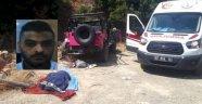 Alanya'da kazada ölen turistin kimliği belli oldu