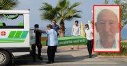 Alanya'da Kazak turist denizde boğuldu