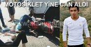 ALANYA'DA MOTOSİKLET KAZASINDA 1 KİŞİ ÖLDÜ