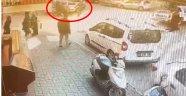 Alanya'da motosiklet sürücünün çarptığı adam hastanelik oldu