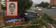Alanya'da otostopla bindiği araçta hayatını kaybetti!