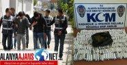 ALANYA'DA POLİS UYUŞTURUCUYA GÖZ AÇTIRMIYOR