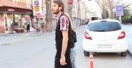 Alanya'da polisten farkındalık çalışması