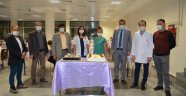 Alanya'da sağlık çalışanları yeni yılda nöbet başında!