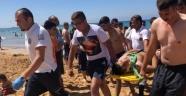 Alanya'da talihsiz genç son anda ölümden döndü