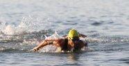 Alanya'da Triatlon heyecanı