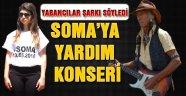 ALANYA'DAN SOMA'YA YARDIM KONSERİ