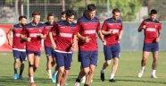 Alanyaspor BB Erzurumspor maçı hazırlıklarını tamamladı
