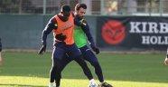 Alanyaspor, Galatasaray maçı hazırlıklarını sürdürdü