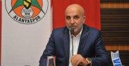 Alanyaspor'da Genel Kurulunu Yaptı