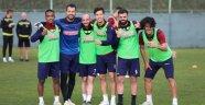 Alanyaspor'da Trabzonspor mesaisi başladı