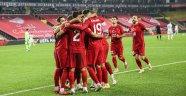 Alanya'ya milli maç müjdesi: Türkiye - Azerbaycan maçı Oba'da