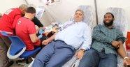 ALKÜ'den Kan Bağışı Kampanyası