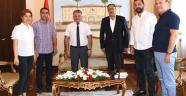 ALTİD yönetiminden Vali Yazıcı'ya ziyaret