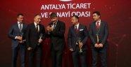 Antalya Ekonomisinin En'lerine Ödül