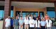 Antalya İl Sağlık Müdürlüğü'nden ALKÜ'ye ziyaret