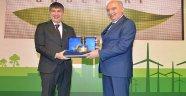 Antalya'ya Sağlıklı Kentler Birliği Ödülü