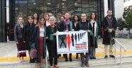 Avukatlardan Kadın Hakları Açıklaması