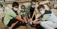 Bakan Selçuk'un çağrısına Melahat Seher İlkokulu'dan destek geldi!