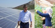 Başkan Türel'den, Çiftçiye Bedava Elektrik
